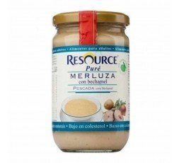 RESOURCE PURE  300 G MERLUZA CON BECHAMEL