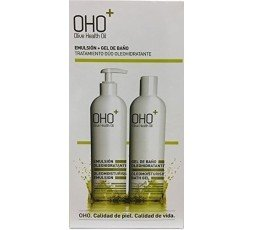 OHO PACK EMULSION + GEL BAÑO