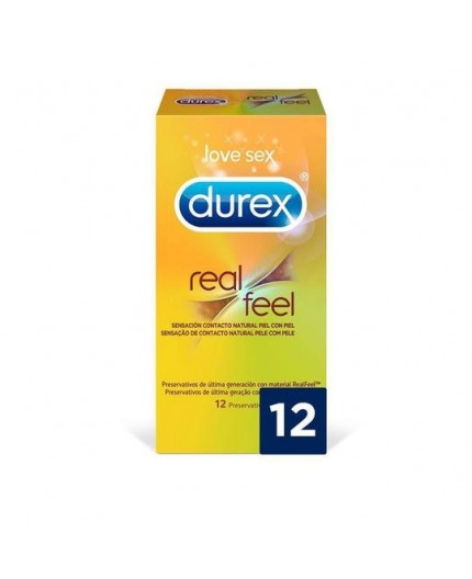 Durex Real Feel (12)