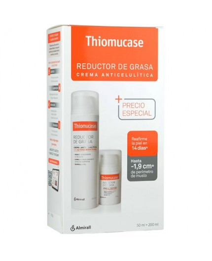 Thiomucase Reductor Grasa Pack