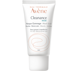 Avène Cleanance Mask Mascarilla Exfoliante