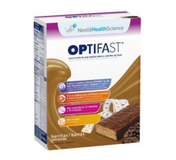 Optifast Barritas Sabor Cappuccino