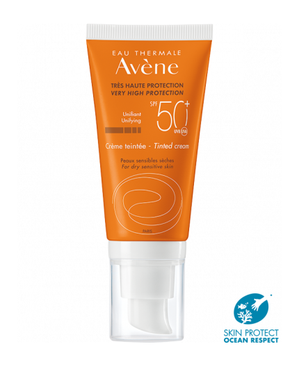 Avéne Crema Coloreada SPF 50+