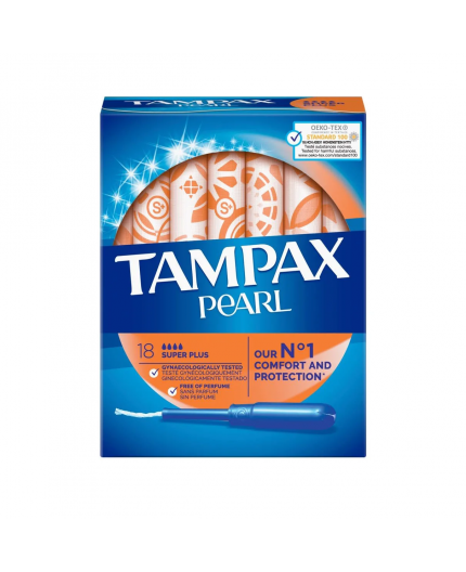 Tampax Pearl Super Plus